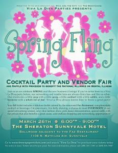 Viva La Diva Presents Spring Fling